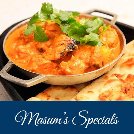 Masum's Specials