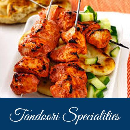 Tandoori Specialities